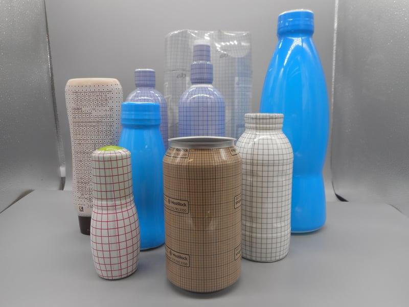 shrink lab samples
